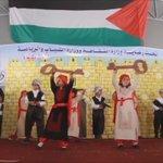 ISIS-like brainwashing: kids festival in Gaza shows kids w/ guns & stabbing of Israelis. Stabber receives applause. https://t.co/IMwCu71K8r