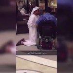 فيديو / تواضع وزير الخارجية الإماراتي الشيخ عبدالله بن زايد. https://t.co/YI967itpK9