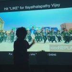 Shaurya dancing to #Theri #JithuJilladi @actorvijay 🕶 https://t.co/wCltM9OVzV