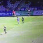 Balón al palu contra el Córdoba. Esi facepalm del chaval detrás de la portería represéntame! https://t.co/0aXTOuQ9mT