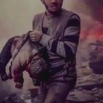 {و لا تحسبن الله غافلا عما يعمل الظالمون إنما يؤخرهم ليوم تشخص فيه الأبصار} #حلب_تحترق https://t.co/00BlqIgaVe