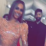 Beyoncé on the 2016 #MetGala Snapchat https://t.co/5G06rNA7s0