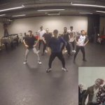 [INSTA] Keone Madrid have a peek of Fire choreo on his Instagram. Amazing how BTS managed to learn it through video https://t.co/KLsdRv7mgM