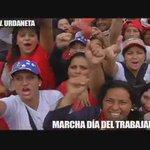 NicolasMaduro: RT candangaNoticia: #ConAmorSeguimosLaMarcha Junto a la clase obrera NicolasMaduro celebró el Día I… https://t.co/HG9w75hQ9v