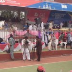 Amazing atmosphere at Opening ceremony of #KPU23Games in Peshawar https://t.co/xVB0AqZF4x