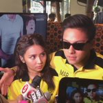 Daniel and Kath on voting for Mar. https://t.co/Q7uUdV4B80