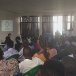 We are at SAUT in Mwanza. Discussing the #GlobalGoals with University students https://t.co/Xp7qgshFsY