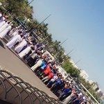 زعماء عُمان قبل المباراة 💙  #أهلا_بالهلال_في_عمان https://t.co/WQoYztiSbL