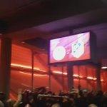 Celebración de los aficionados del Atlético de Madrid y del Frente Atlético en el Allianz Arena. https://t.co/0OwLtPhwEd