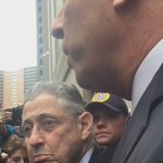 WATCH Sheldon Silvers statement outside of court after being sentenced to 12 years, and $7M in fines and forfeiture https://t.co/01g2S8GKlt