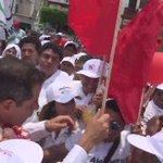 Nuestro candidato @alejandromurat recibe el respaldo del Istmo de Tehuantepec. #JuntosSiPodemos #Oaxaca https://t.co/Glo3uqlh6R