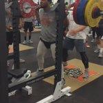 You want to break more tackles? #MercerRBs squat deep, squat heavy. @ImTheGreatLakes with a 510 lb squat. #SpeedRich https://t.co/3WlPgGQiQ5