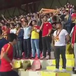 Malatyaspor taraftarlarından Trabzonspora destek... https://t.co/nOkUiqdUpJ