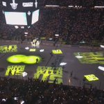 Well this is epic. #Game3 #StandWithUs #SJSvsNSH https://t.co/Ufyznlo2yi
