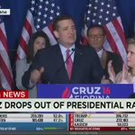 .@tedcruz has officially dropped out of the presidential race. https://t.co/KsT48wI3wd https://t.co/2NesH2Tbfw