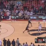 Kyle Lowry half court shot to send game to overtime https://t.co/De3Y6nL0jz