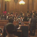 Today the @sfbos heard from the #Frisco5 We will continue to advocate for reform and investigation of SFPD https://t.co/uU5ob63VcL