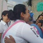 Continúa su gira proselitista al Congreso de Oaxaca, @LauraVignonC distrito 14 Oaxaca Norte https://t.co/8lDbvICTxv