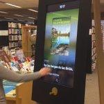 Les écrans @manivelleio sont arrivés à la Grande Bibliothèque! Venez explorer notre collection de #livresnumériques https://t.co/p3UusDKZxD
