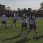 Danny Ings back in training! (via @carlmarkham) https://t.co/oNhcIe5Bk8