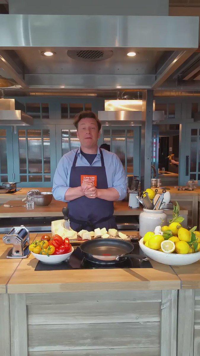 RT @JOCookerySchool: Day ONE at the @jamieoliver Cookery School at @JamiesItalianUK, Shepherd's Bush! BOOK NOW: https://t.co/TweKMNtbKx htt…