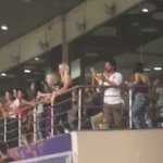 Its a royal homecoming for @KKRiders as they beat @lionsdenkxip by 7 runs in #IPL9. Look how @iamsrk celebrates! ???????? https://t.co/OJQOt7mwND