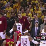 Kyrie Irvings handshake game though! #UncleDrew #CavsNation #ALLin216 https://t.co/pxIxqNMLBt