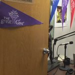 So excited to be on the @newhavenindy #WNHH radio now during #TheGreatGive  @cfgnh @giveGreater! https://t.co/CPTfWa0c8P