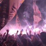 A festa da #Fiel segue gigante fora da @A_Corinthians! #VaiCorinthians https://t.co/jGvovtaKYX
