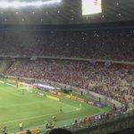 Torcida comemora o gol tricolor! https://t.co/zfS09Dca0K