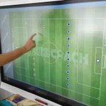 Probando nuevas tecnologías para implementar en el Fútbol Boliviano.  Vamos por más !!! https://t.co/gJrRnIM3eC