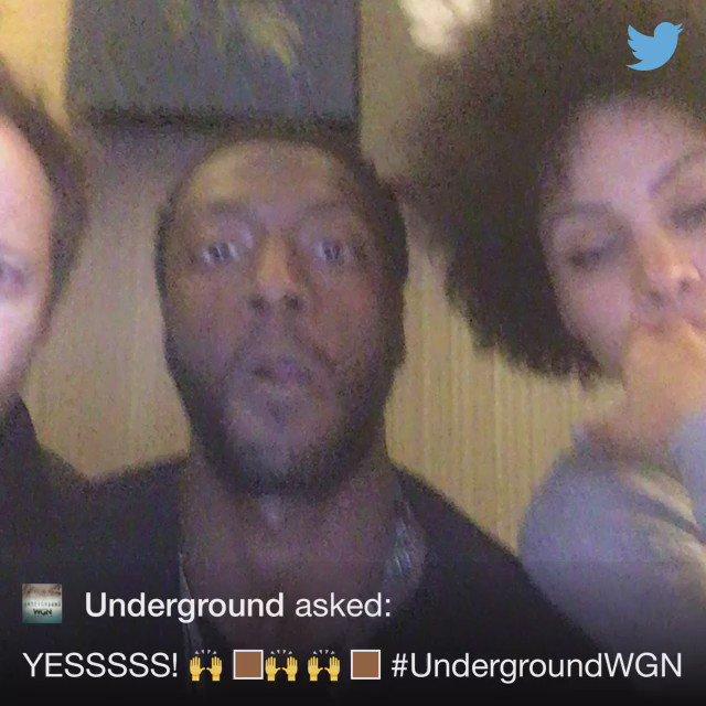 .@UndergroundWGN #undergroundwgn https://t.co/oUysndB104