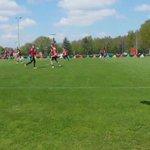 Feuer drin! #training #sportpark #Vatertag #fcn https://t.co/xb4isEzaIF