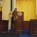 La Senadora @nelidasifuentes en el lanzamiento del #cticbo, transmisión por https://t.co/0voULuAV4O https://t.co/xZBRY5K7jj
