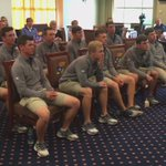 Tuscaloosa here we come! Jayhawks are the seventh seed in the Alabama region #kugolf #NCAAGolf https://t.co/CJO7Nhtfxp