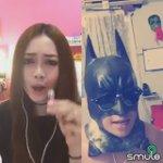 Selepas Superman mati dalam Batman Vs Superman, Batman dilihat aktif menyanyi di Smule bersama Eka Sharif 😅 https://t.co/roeed4CAHd