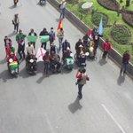 #ÚLTIMO Personas con discapacidad salen en marcha en su décimo día de vigilia en La Paz #Bolivia https://t.co/WWTLGoTr4c
