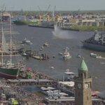 In #Hamburg hat der 827. #Hafengeburtstag begonnen. https://t.co/pmHv8JAeGC