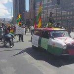 #Importante Las personas con discapacidad hacen su paso gritando ¡Pueblo escucha, únete a la lucha! #ANF https://t.co/wCLdyZ840C