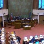 Momento en que la cámara aprueba por unanimidad el  2 de Abril como día de la concienciación del autismo en Chile https://t.co/TzIxh97cQa