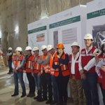 Es un día histórico para #Jalisco, la tuneladora que abrirá paso a la #Linea3 significa bienestar para todos. https://t.co/pFlsv57L38