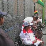 [AHORA] Masiva movilización de apoyo de la ciudadania a las personas con discapacidad #ANF #Bolivia https://t.co/rPT1iWk4IL