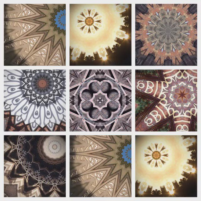 Some #architecture kaleidoscopes I've been working on #archiscopes https://t.co/s8q13jwtLX