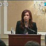Acá dice @CFKArgentina que se opone a la ley antidespidos y a la doble indemnización. https://t.co/fUH7dnCAwl