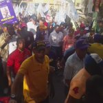 ¡Sean testigo ustedes!  ¡El pueblo en las calles habla!  #VamosporMás.  NG https://t.co/UJgGKXSzug