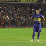 El gol de #Tevez, desde adentro con la cámara exclusiva del Sitio Oficial de #Boca. https://t.co/DbszeotuuW
