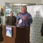 Catholic Charities Director Rob McCann talks about the extended service @KREM2 https://t.co/Cj9cniOX6y