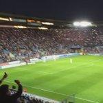 Quand on vous dit que ce stade et ce public sont exceptionnels ! #RCSACAB #ObjectifLigue2 https://t.co/4yGnqb7g2O