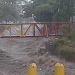 Fuerte lluvia en #Managua, puente el Edén @VivaNicaragua13 @jjuancortez https://t.co/AWvBuVUzs9