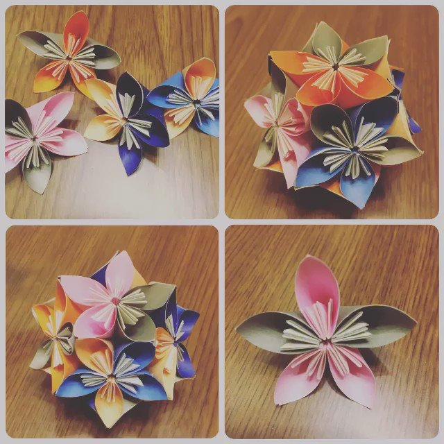 簡単 折り紙 超難しい折り紙折り方 : divulgando.net